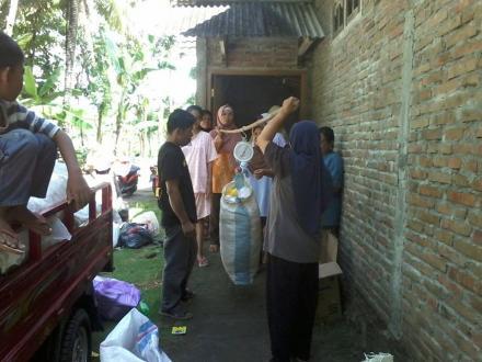 Unit Pengelolaan Sampah Bumdes Murtigading Lestari