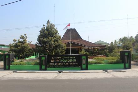 SK No 37  Desa Murtigading Tahun 2017  Tentang Panitia Pelatihan Kelompok Tani