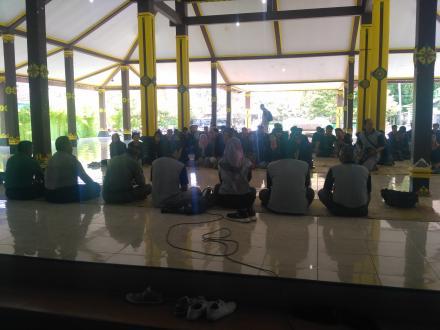 Penerimaan KKN STTNas Desa Murtigading