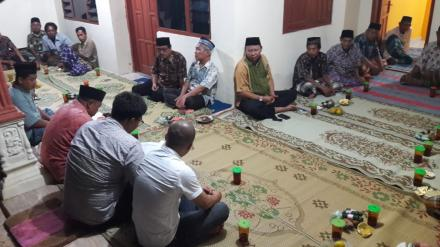 Rapat Rutin Kamis Wage Trisigan I