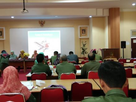Pertemuan Forum Komunikasi Pengelola Perpustakaan Desa