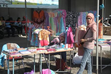 stand 8 di murtigading sunday morning