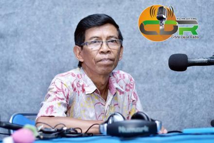 Sekilas Citra Desa Radio (CDR) Desa Murtigading