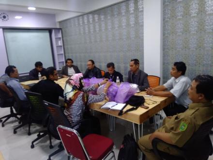 Pertemuan Kemitraan KUEMD, Bumdes Bersama PT UMKM Nusantara