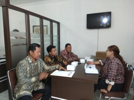 Rapat koordinasi tindak lanjut penyaluran bantuan lanjut usia
