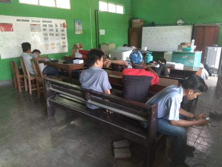 Pelatihan inovasi pengembangan sumber daya manusia program inovasi Desa