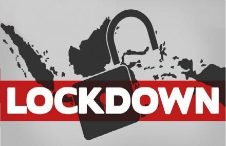 Darul Falah Lock Down