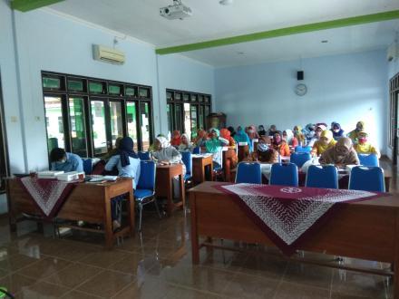Pertemuan Insitusi Masyarakat Perdesaan