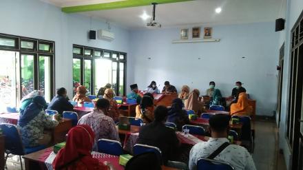 Reses KPH Purbodiningrat di Kalurahan Murtigading