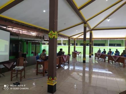Reses IR Atmaji di Kalurahan Murtigading