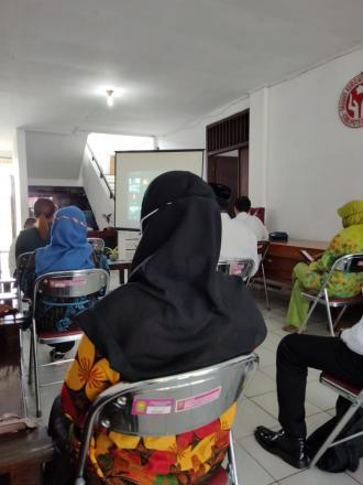 Lounching Klinik Pemulihan Bisnis UMKM Kabupaten Bantul dan Dialog UMKM