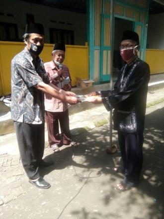Aksi Simpati Untuk Warga Peciro DK XVII