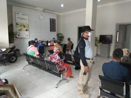 Satgas covid-19 Desa Murtigading