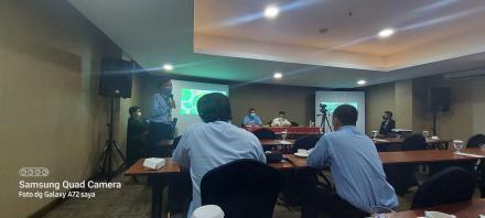 Rapat Peningkatan SDM Desa berbasis Keistimewaan