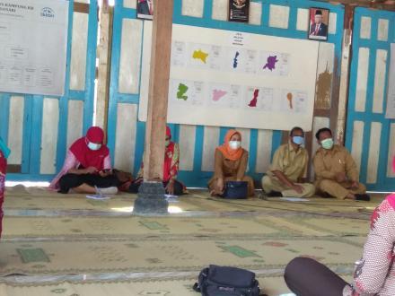Pertemuan IMP Kabupaten