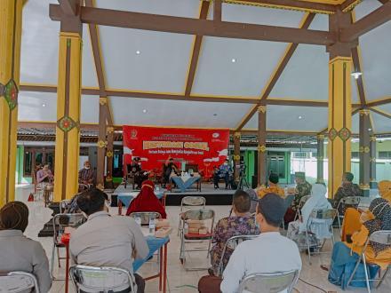 Restorasi Sosial Berbasis Budaya Jawa